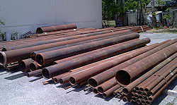 pipe buyer